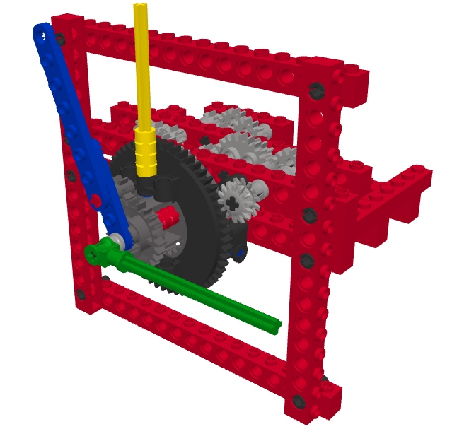 Working Clock Lego Technic And Model Team Eurobricks Forums