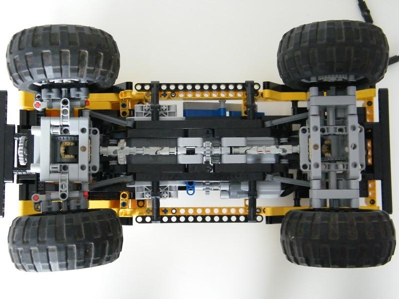 Technic Delicatessen Trial Jeep By Nico71