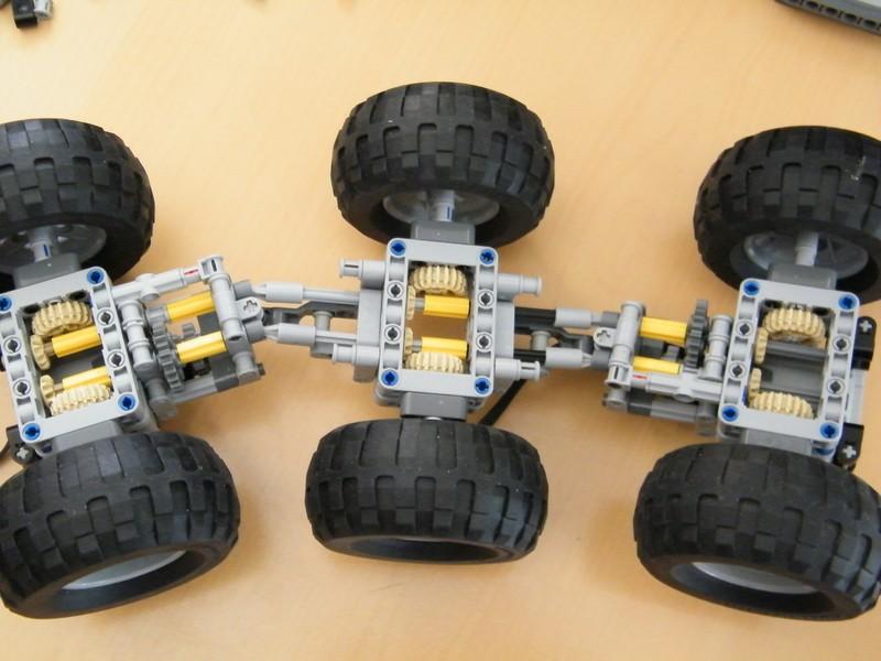 Wheeled Snake Nico71s Creations